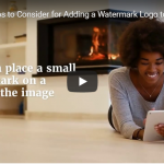 Best 6 Tips for Adding a Watermark Logo to Your Photos