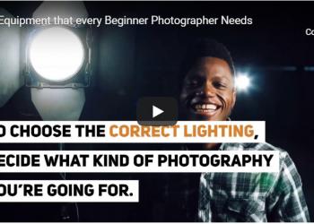 14 Pieces Equipment- Every 'New' Photographer Needs