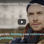 Unusual Photography Niches: 10 Every Photographer Should Check Out