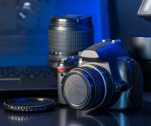 There are a lot of hosting sites you can host your online photography portfolio in.