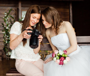 As a wedding photographer, you need to deliver your best.