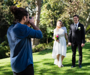 To be a good wedding photographer, there are a few things to remember.