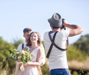 A good wedding photographer can be successful in building his own brand.