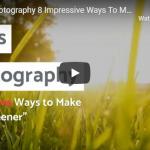 Grass Photography