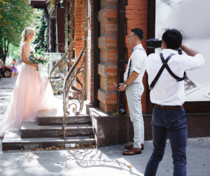 Wedding photographers can benefit from watermarks.