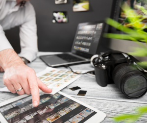 There are a lot of photography websites you can choose from.