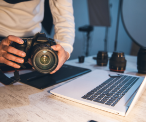 Always keep the client first when designing your photography website.
