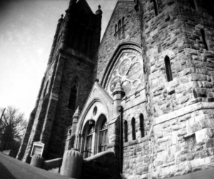 A pinhole camera could take stunning photos.