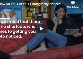 Steps to Get Your Photography Noticed