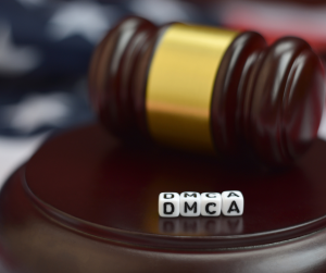 The DMCA is intended to provide a legal framework for intellectual property enforcement