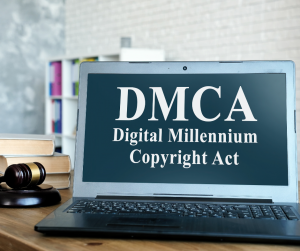 The DMCA is a copyright statute that defines what constitutes an infringement of the rights of copyright holders.